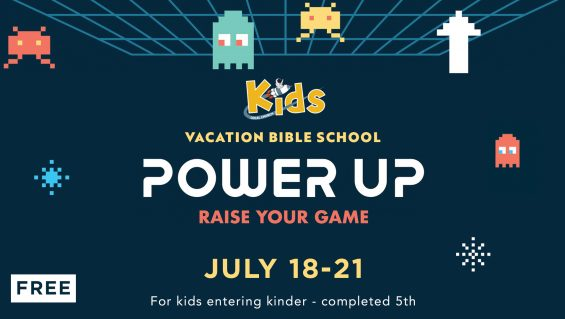 VBS Power Up