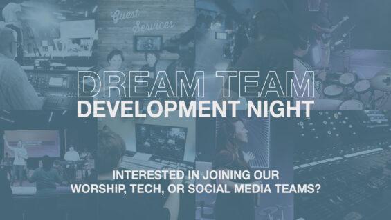 DT Development Night
