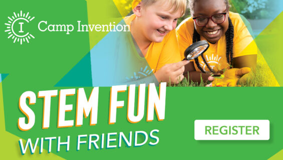 Camp Invention - Tomball